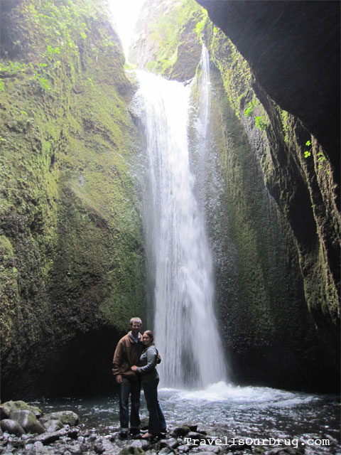 CanyonWaterfall