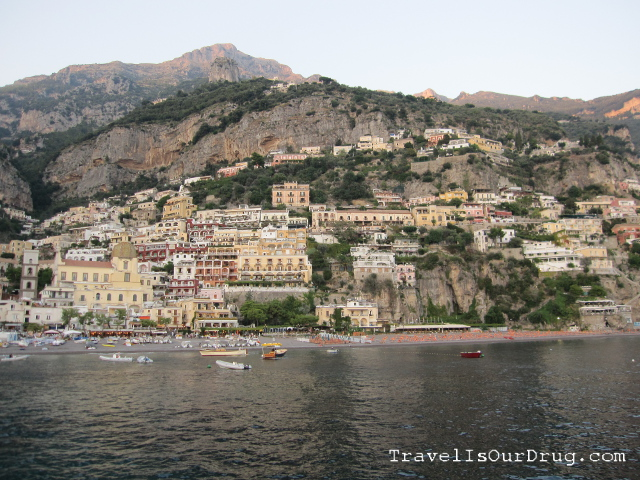 PositanoFromWater2