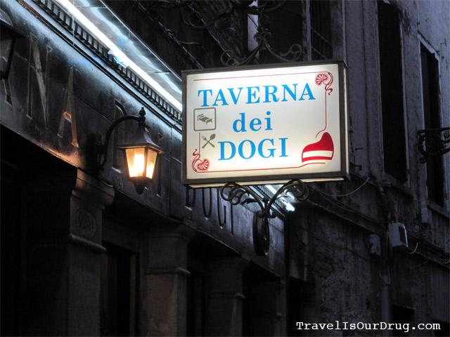 TavernaDeiDogi