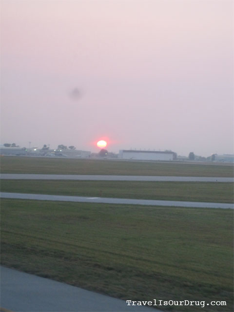 AirportSunrise