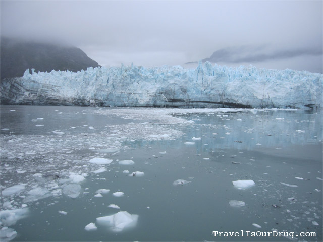 Alaska:  Gorgeous, Secluded Glacier Bay