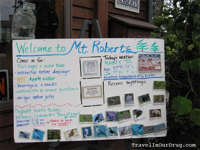 MtRobertsSign
