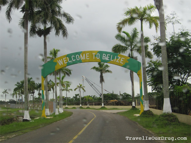 Belize:  Road Trip to San Ignacio