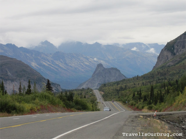 Alaska:  Drive to Anchorage & Denali Prep