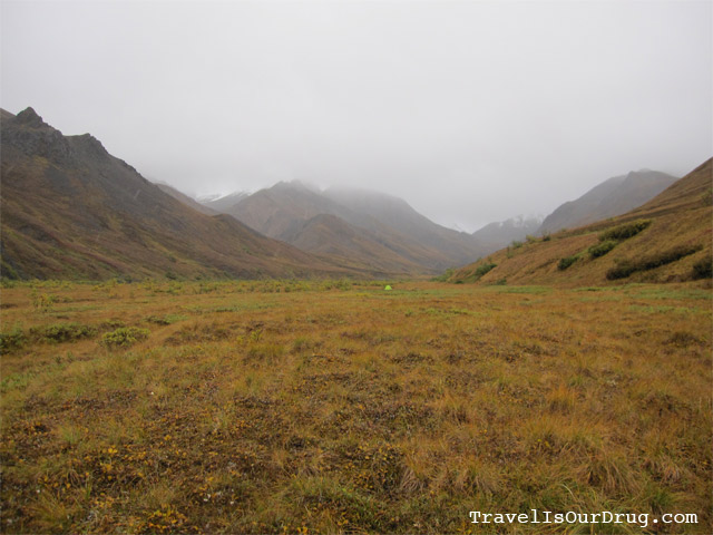 Alaska:  Zone 11 – Stony Dome (Denali National Park)