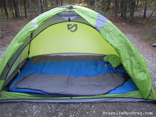 TentSetup