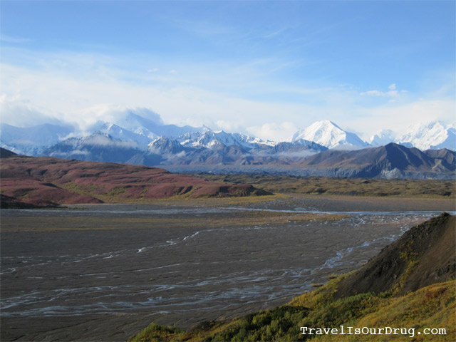 Alaska:  Riley Creek – Sweet Relief! (Denali National Park)