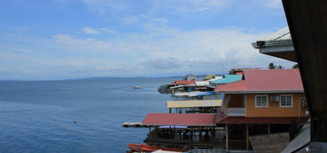 Panama:  Boquete to Bocas del Toro