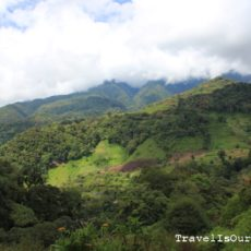 Panama:  Lost Waterfalls Trail (Boquete)