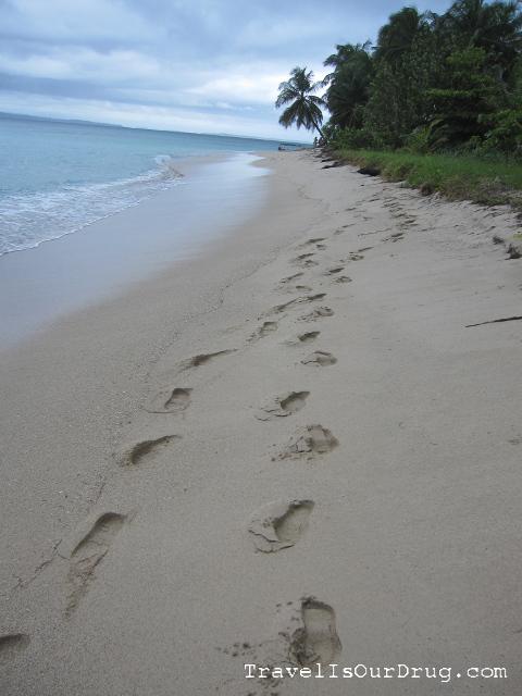 zapatillafootprints